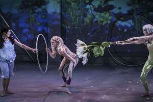 """Cirque-tacular's """"Snowkus Pocus"""" will be at the Ridgefield Playhouse on Dec. 9 for an afternoon and evening performance."""
