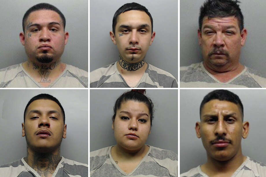 Click through the following gallery to see the most notable mugshots from crimes around Laredo during the month of November 2017. Photo: Webb County Sheriff's Office