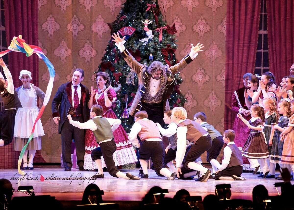 "Danbury Music Centre's 50th anniversary production of ""The Nutcracker Ballet"" takes place at Danbury High School, Dec. 8-10."