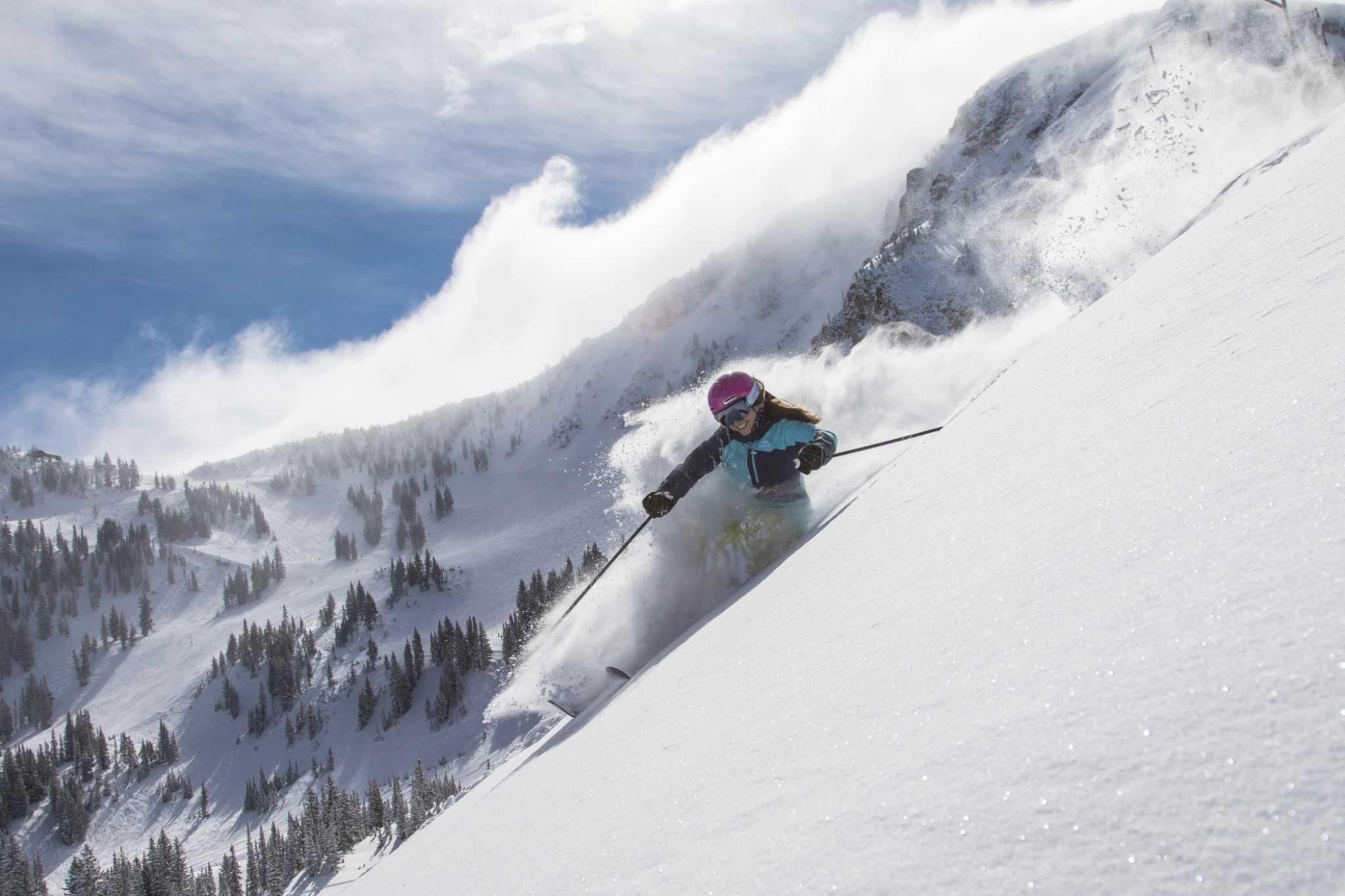 Old-school vibe is peak attraction at these Utah ski spots ...