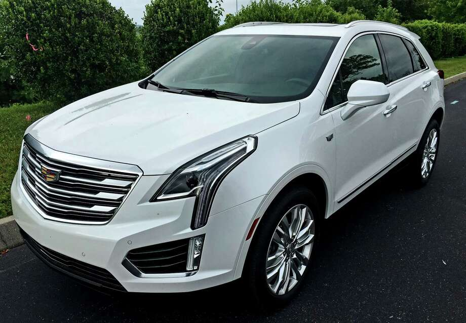 All new for 2017 is the Cadillac XT5 midsize, five-passenger crossover. It replaces the SRX in the Cadillac lineup, and has prices ranging from $39,395-$62,895, plus $995 freight. Photo: G. Chambers Williams III