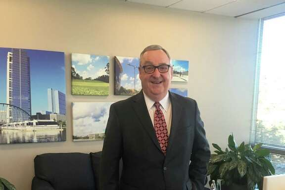 Gil Staley, CEO ofThe Woodlands Area Economic Development Partnership, says the EDP is working with the Texas Worforce Commission in promoting a TWC conference coming to The Woodlands in April.