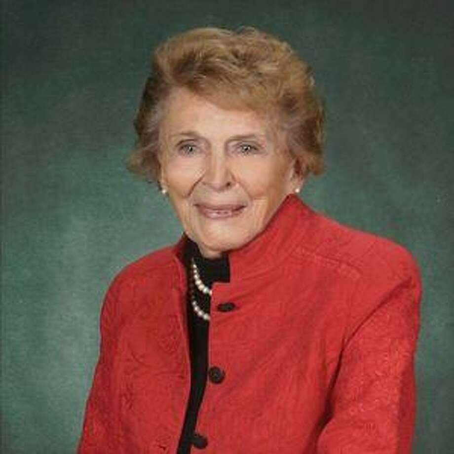 Barbee Taylor Winn, along with her husband, Murray, established the town of Windcrest in the mid-1950s. Photo: Courtesy Photo