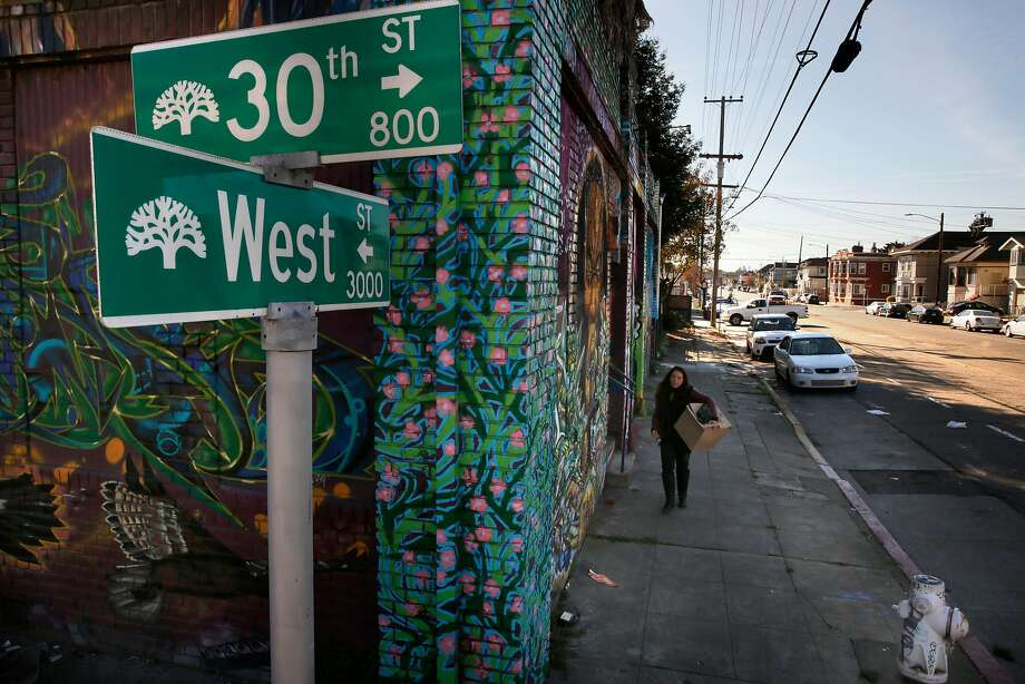 Chris Spiteri, a former tenant of the warehouse known as Deathtrap, is now a founding member of the nonprofit 30 West. Photo: Michael Macor, The Chronicle