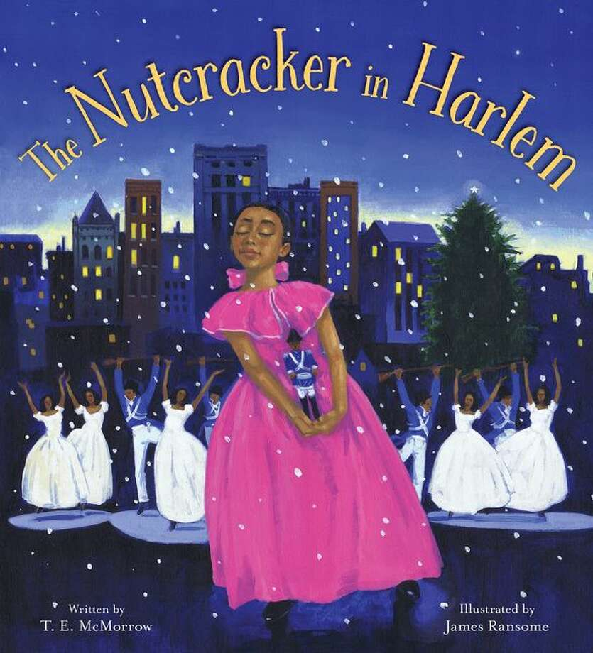 """CHILDREN'S BOOKS: """"Nutcracker in Harlem"""" by T.E. McMorrow and illustrated by James Ransome HarperCollins, Pages: 32, List Price: 18.89 Ages: 4 to 8 Photo: HarperCollins"""
