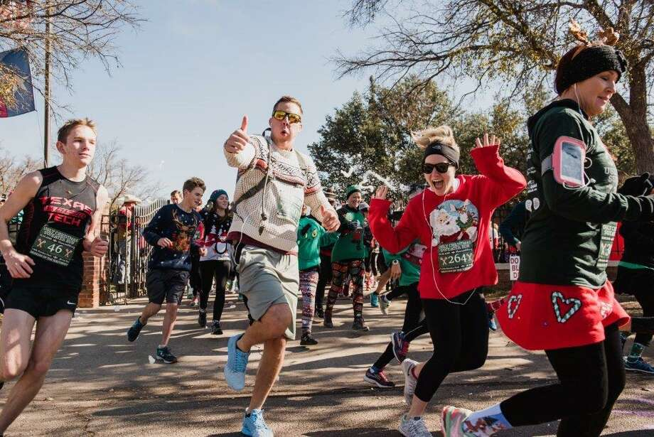 Dec. 9 | Christmas at the Mansion: An Illustrated Christmas: Fifth Annual Ugly Christmas Sweater Run. 11 a.m.-12:30 p.m. $30 members, $35 nonmembers, before Nov. 15; Museum of the Southwest, 1705 W. Missouri Ave. $35 members, $40 nonmembers after Nov. 15; $40 members, $45 nonmembers day of event. museumsw.org. Photo: Courtesy Photo