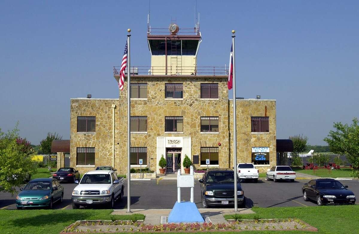 Stinson Airport4.24 inches