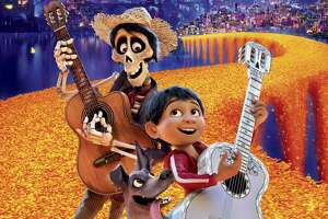 """The movie """"Coco"""" demonstrates that a movie about Latinos is best told by Latinos."""