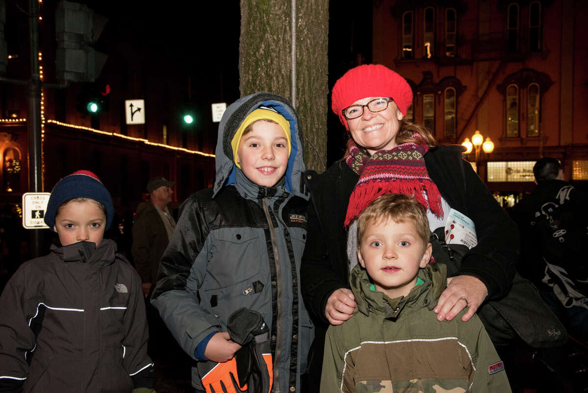 Were you Seen at the 31st Annual Victorian Streetwalk in Saratoga Springs on Nov. 30, 2017?