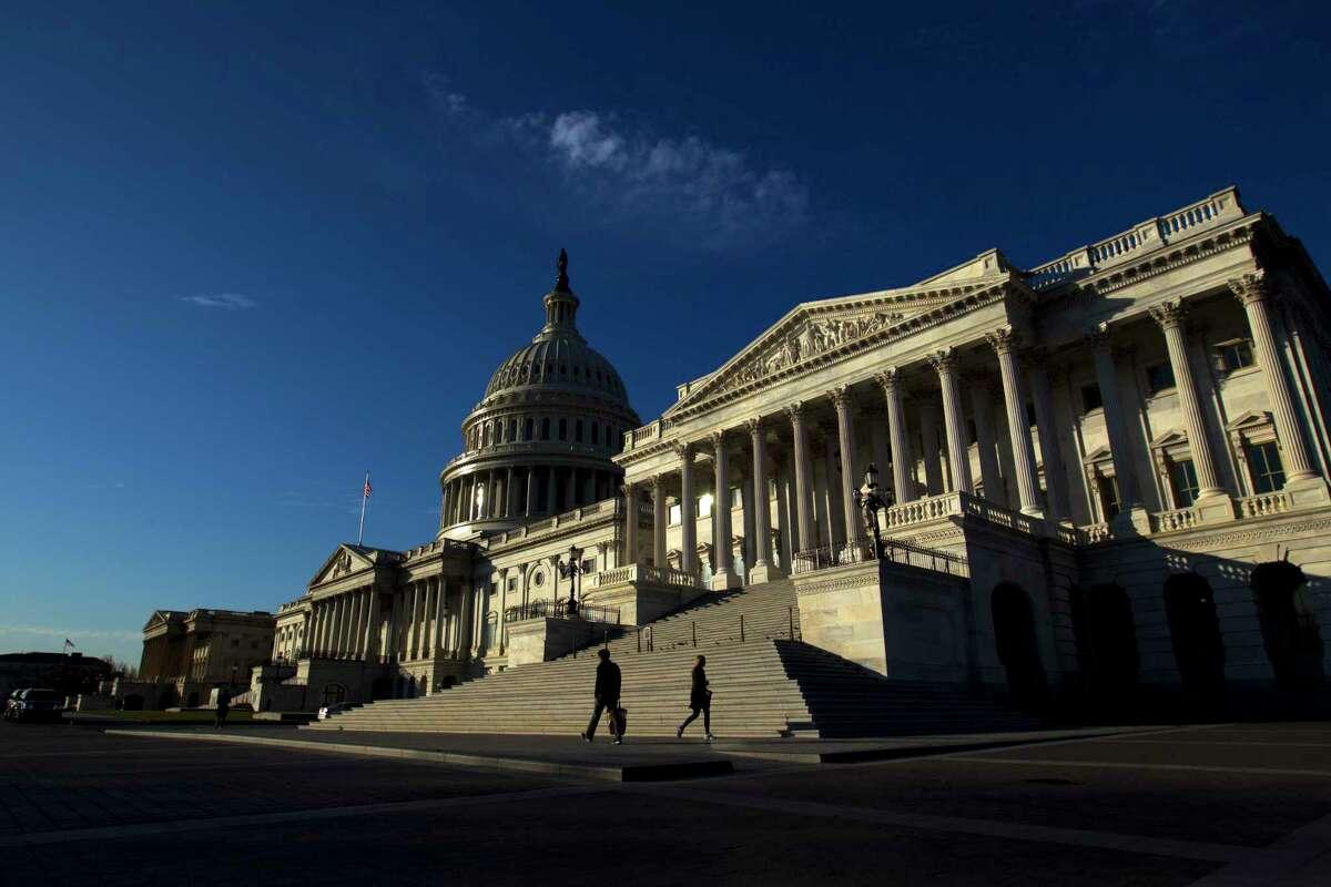 U.S. Capitol in Washington, D.C. ( AP Photo/Jose Luis Magana)