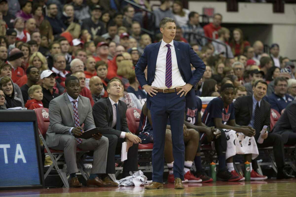 Robert Morris head coach Andrew Toole is 70-73 since he interviewed at Siena four years ago, the same record as current Saints head coach Jimmy Patsos.