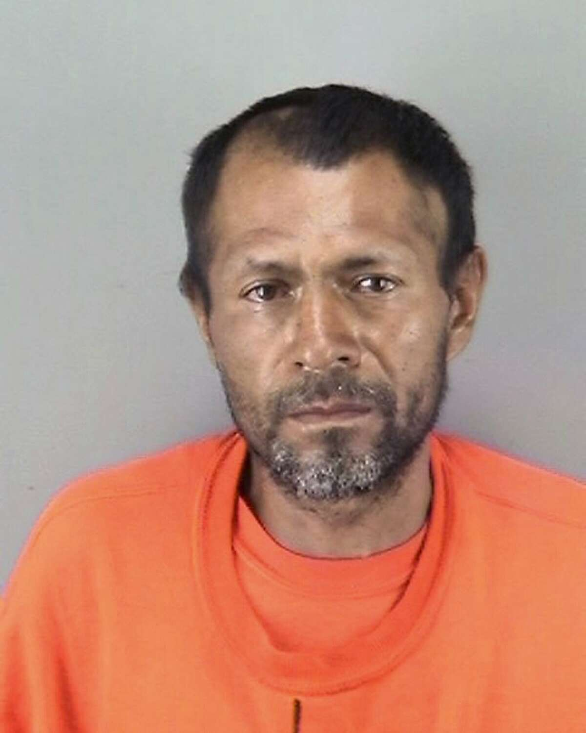 In an undated handout photo, Jose Ines Garcia Zarate, an undocumented Mexican immigrant, who was acquitted of murder and manslaughter charges in the killing of Kathryn Steinle on Nov. 30, 2017. Steinle's July 2015 death on a San Francisco pier became a touchstone in the national debate over immigration. Zarate was convicted of being a felon in possession of a firearm.