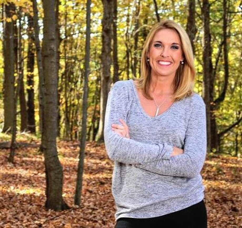 Julia Dunn anchors the local morning show on CBS6. Photo: Courtesy Of Linda Loeffler Photography