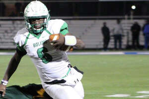 Boling quarterback Vernon Jackson rushed for 487 yards and six touchdowns in a region semifinal victory two weeks ago.