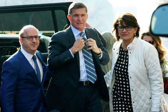 Michael Flynn discussed sanctions on Russia with its ambassador.