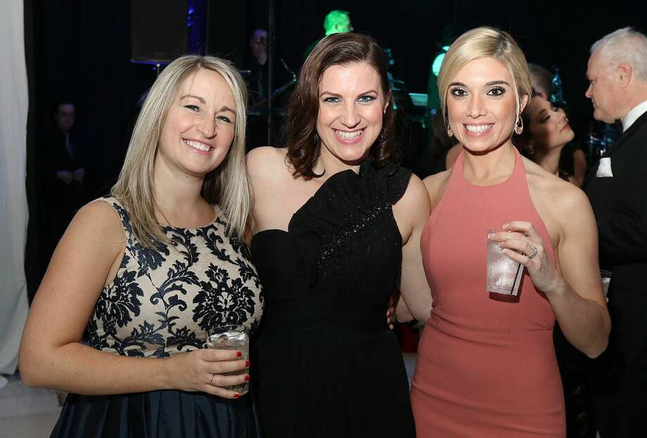 Were you Seen at the 34th Annual Dancing in the  Woods Gala held at the former Kmart in Latham on Friday, Dec. 1, 2017? The event  raises funds for the Melodies Center for Childhood Cancer & Blood Disorders  at the Bernard & Millie Duker Children's Hospital at Albany Medical  Center. Photo: Joe Putrock/Special To The Times Union