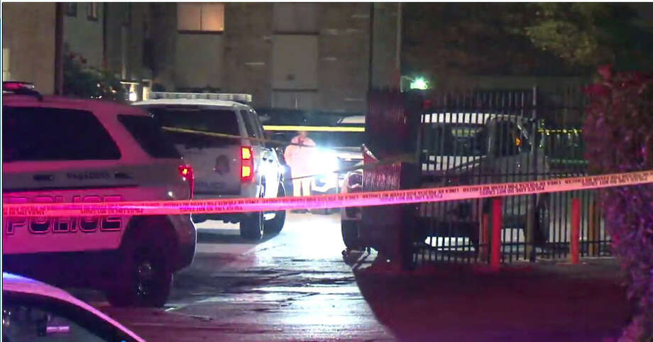 A man was shot Friday night outside of his residence in Pasadena after an argument, according to police. The man arrived home in the 500 block of Richey Street shortly after 10 p.m., but was shot when he came back outside to his car, according to Lieutenant James Holt with the Pasadena Police Department. Photo: Metro Video