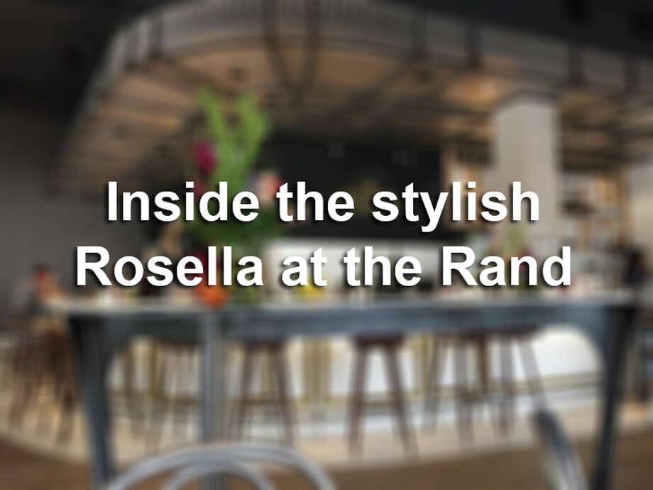 Opening in October 2017, Rosella at the Rand was quickly christened by S.A. foodies who gushed over the elegant coffee shop. Photo: Paul Stephen/San Antonio Express-News