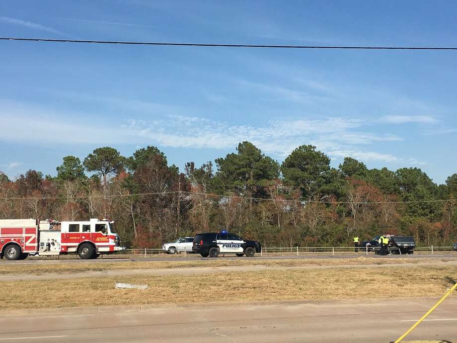 A fatal wreck on U.S. 69 near Fannett Road has shut down the highway for the foreseeable future. BPD advises drivers use a different route. Photo: Krista Chandler