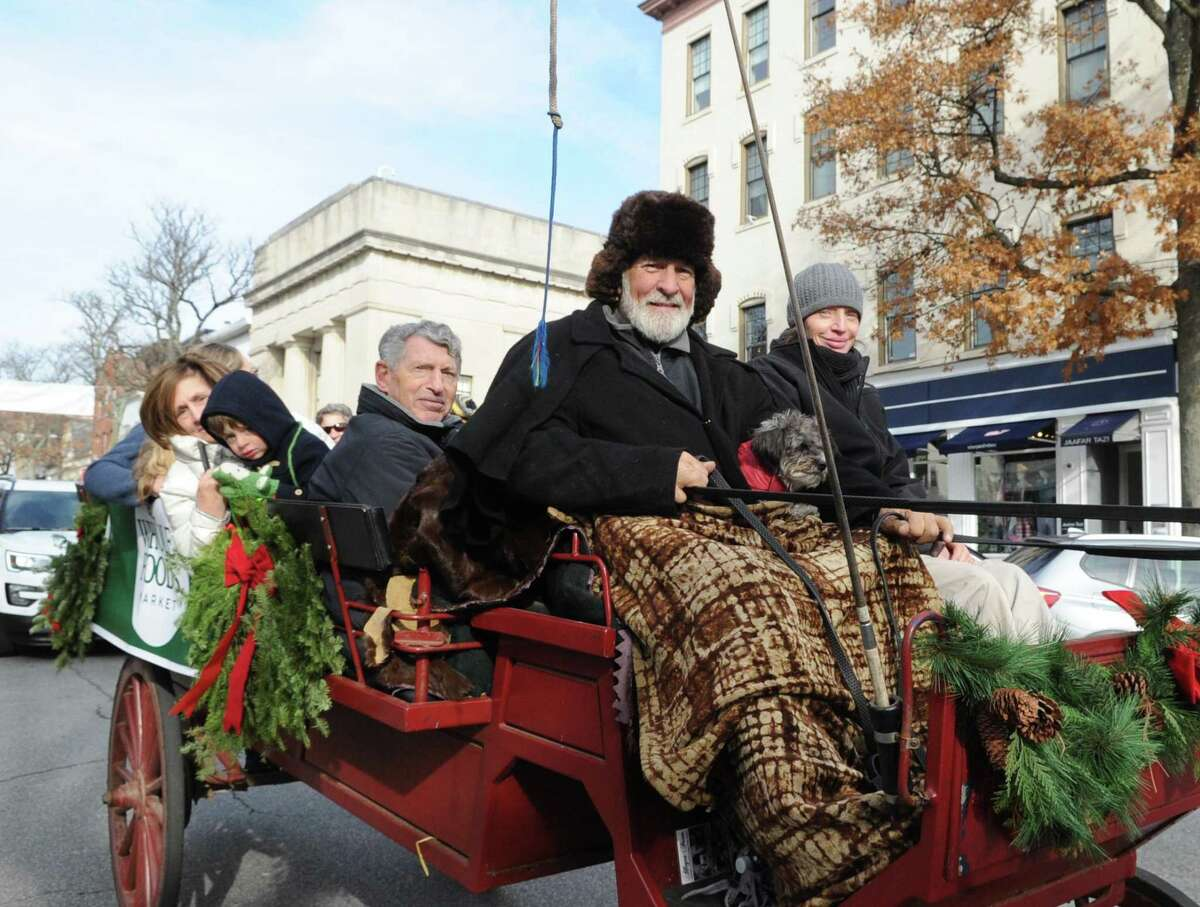 The 10th annual Greenwich Holiday Stroll Weekend will commence this Saturday and Sunday. Check out the live nativity, carriage rides, an ice sculptor, and so much more family fun. Find out more.