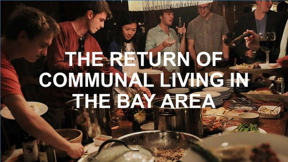 Communes were once a hallmark of the hippie lifestyle associated with the Bay Area and rest of Northern California and now they are making a comeback and appealing to more than just hippies and techies.Click ahead to learn more about SF Bay Area co-living spaces. >>>