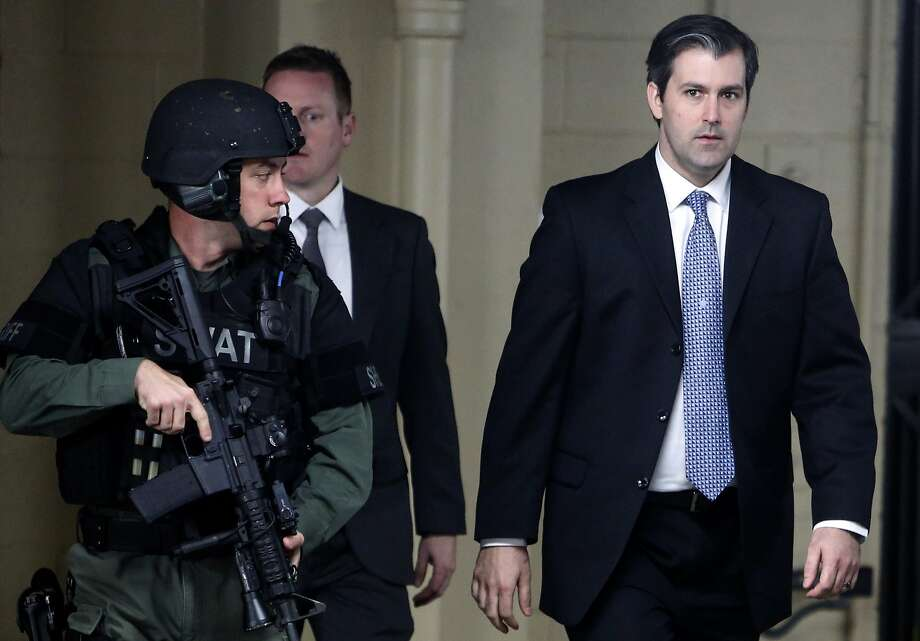 Michael Slager sentencing for violating Walter Scott's civil rights begins today