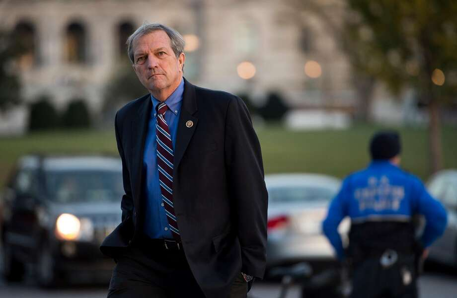 UNITED STATES - DECEMBER 10: Rep. Mark DeSaulnier, D-Calif., walks up the House steps to the Capitol for a series of votes on Thursday, Dec. 10, 2015. (Photo By Bill Clark/CQ Roll Call) Photo: Bill Clark, CQ-Roll Call,Inc.