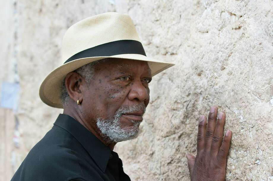 Morgan Freeman is host and executive producer of 'The Story of God' on National Geographic Channel, which takes viewers all over the world on a quest to understand a wide variety of religious beliefs and practices. Photo: National Geographic Channels / National Geographic Channels