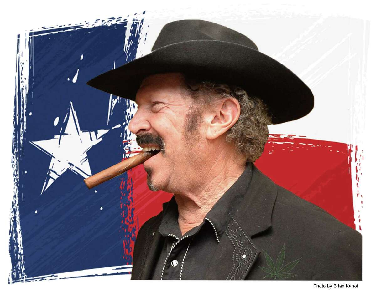 Musician, writer, humorist and occasional candidate for public office Kinky FriedmanMusician, writer, humorist and occasional candidate for public office Kinky Friedman
