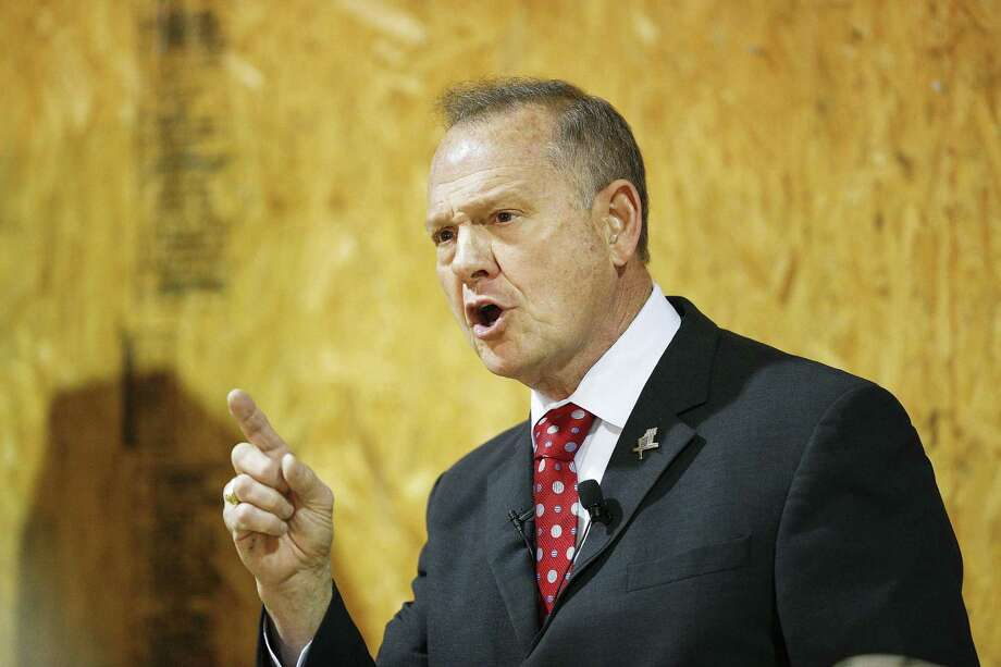 Roy Moore is running in the special election for Senate. Photo: Brynn Anderson / Associated Press / Copyright 2017 The Associated Press. All rights reserved.
