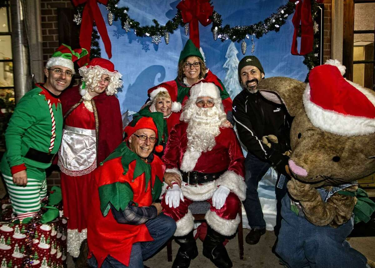 The 32nd Annual Holiday on Main presented by Pratt & Whitney kicked off with three lightings on Nov. 24 in Middletown. Holiday on Main events in 2017 will continue Dec. 9 and Dec. 16.