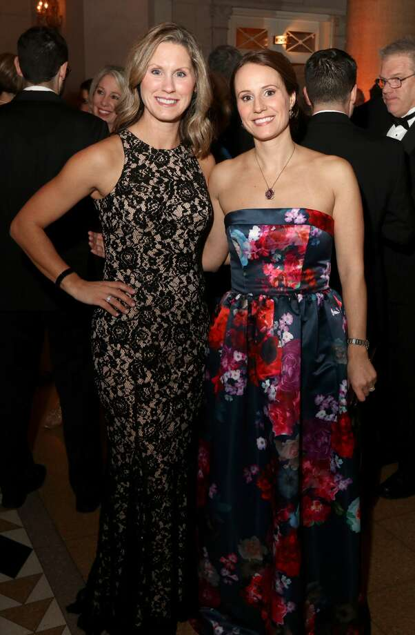 Were you Seen at the  Flower and Fruit Mission of Saratoga Hospital's Annual Snow Ball, a benefit for  the William J. Hickey Women's Health Services at Saratoga Hospital, held at the  Hall of Springs in Saratoga Springs on Saturday, Dec. 3, 2017?  Photo: Joe Putrock/Special To The Times Union