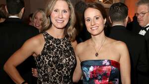 Were you Seen at the  Flower and Fruit Mission of Saratoga Hospital's Annual Snow Ball, a benefit for  the William J. Hickey Women's Health Services at Saratoga Hospital, held atthe  Hall of Springs in Saratoga Springs on Saturday, Dec. 3, 2017?