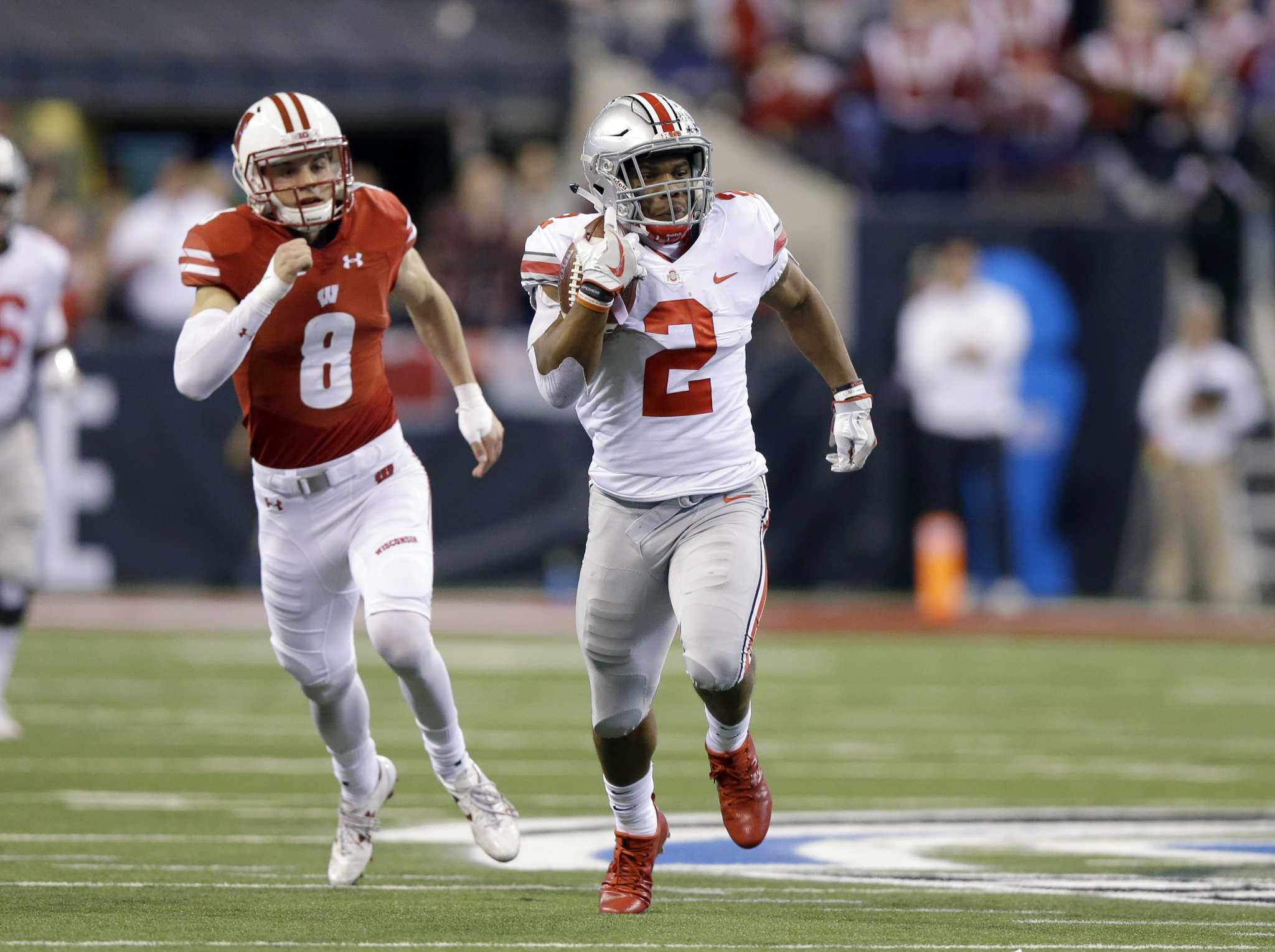 2020 NFL combine preview: Running backs