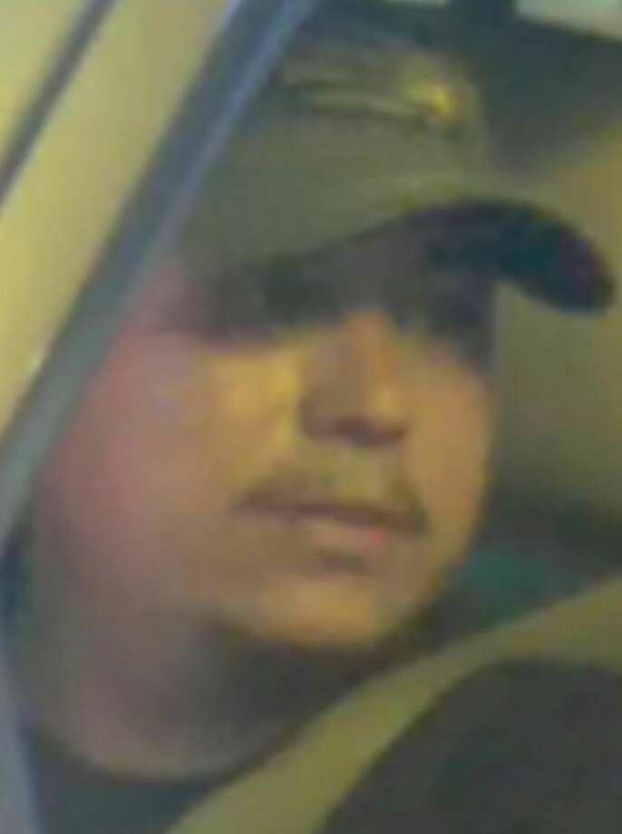Laredo police said the man in this photo was allegedly driving a stolen vehicle. Photo: Laredo PD/Courtesy