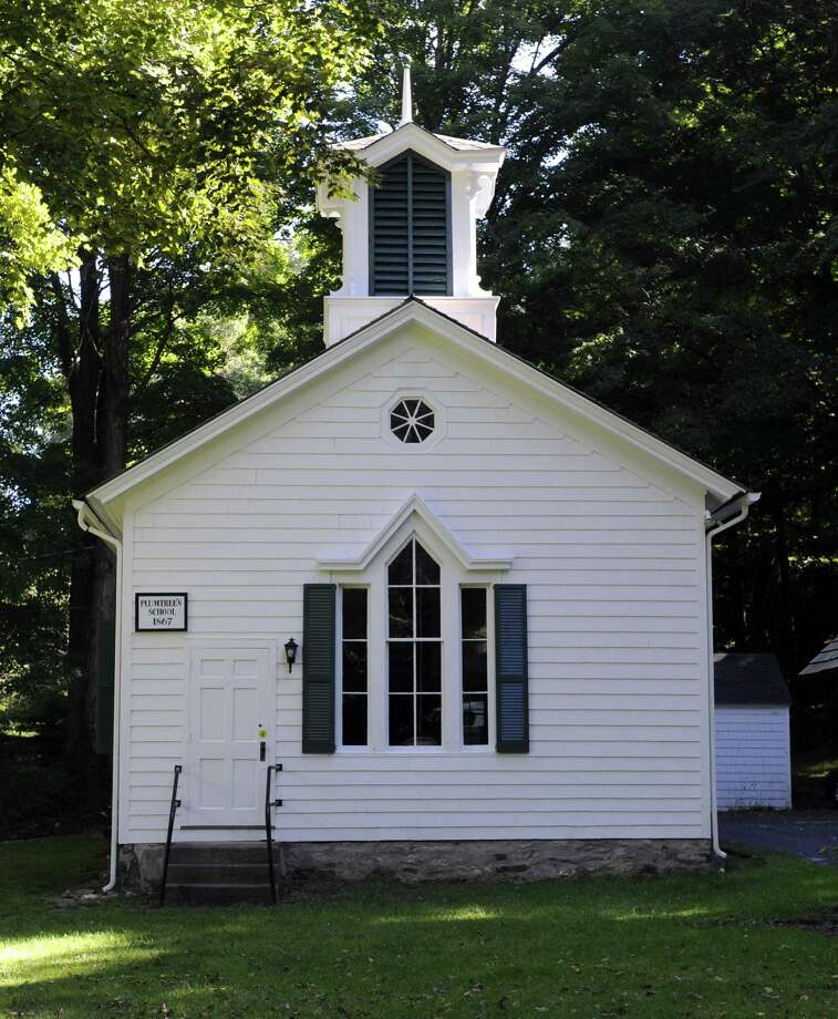 File photo of the Plumtrees School, a one-room schoolhouse in Bethel Photo: Carol Kaliff / Carol Kaliff / The News-Times