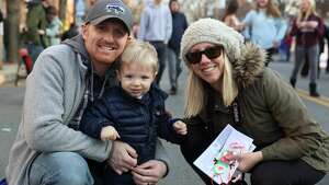 Were you Seen at the 21st annual Holiday on the Avenue event held in Scotia on Sunday, Dec. 3, 2017?