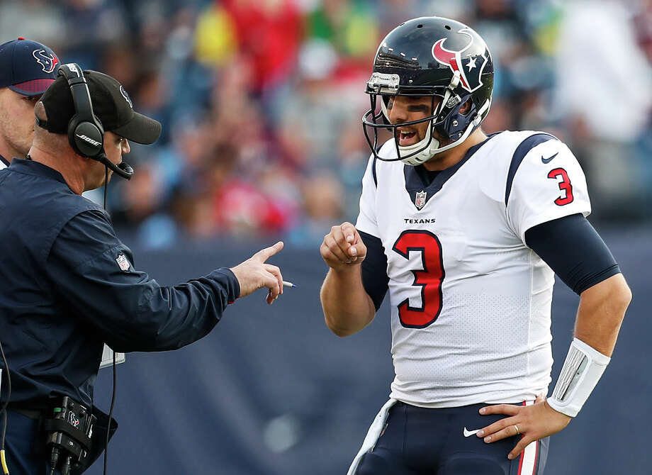 The Texans are missing big players this season, but is turning the team around in 2018 as simple as getting them back? Photo: Brett Coomer, Houston Chronicle / © 2017 Houston Chronicle