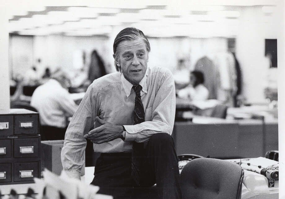 As Washington Post executive editor from 1968-91, Ben Bradlee was largely credited with taking down President Richard Nixon in 1974 after the Post broke the Watergate story and exposed the largest political scandal in American history. Told primarily in Bradlee's own words, The Newspaperman: The Life and Times of Ben Bradlee is an intimate portrait of this formidable man, tracing his remarkable ascent from a young Boston boy stricken with polio to one of the most pioneering and consequential journalistic figures of the 20th century. / Courtesy of HBO