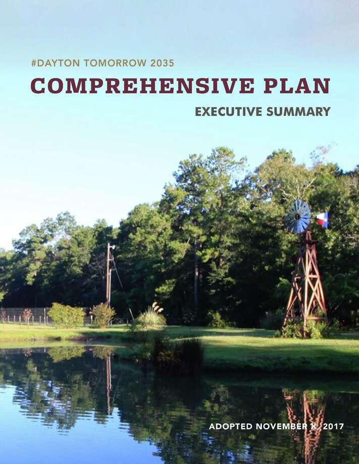 Dayton Comprehensive Plan was passed by city council at its last meeting on Monday and gives the city a jump on the growth coming to the area. Photo: Submitted