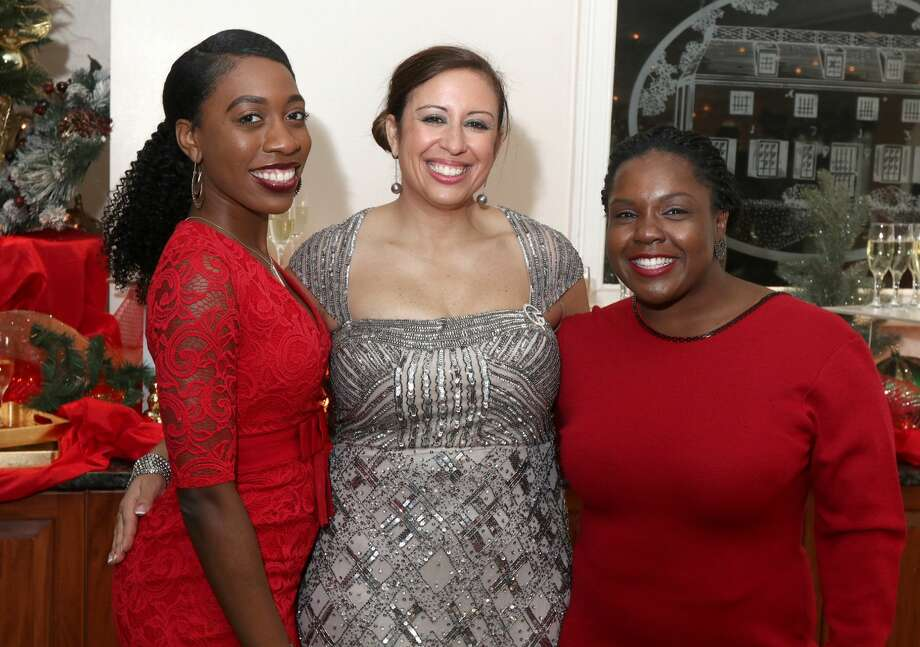 Were you Seen at the Girl Friends Inc.'s 25th  annual Paint the Town Red fundraiser on Sunday, December 3, 2017 at the Glen  Sanders Mansion in Scotia? Photo: Joe Putrock/Special To The Albany Times Union