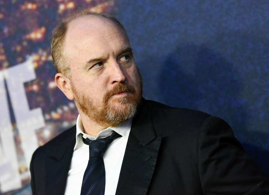Louis CK attends the SNL 40th Anniversary Special at Rockefeller Plaza on Sunday, Feb. 15, 2015, in New York. (Photo by Evan Agostini/Invision/AP) Photo: Evan Agostini, Evan Agostini/Invision/AP