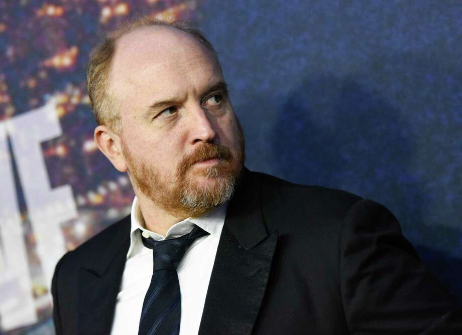 Louis CK attends the SNL 40th Anniversary Special at Rockefeller Plaza on Sunday, Feb. 15, 2015, in New York. The comedian acknowledged and apologized recently after several women accused him of sexual misconduct. Photo: Evan Agostini /Invision /AP / ONLINE_YES