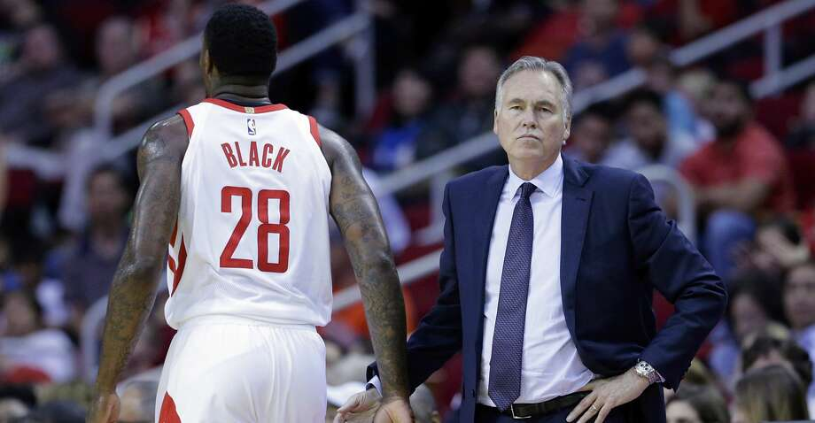 PHOTOS: Rockets game-by-gameThe Lakers picked up Tarik Black on waivers when the Rockets waived him in 2014 to open a roster spot to sign Josh Smith, with Black in Memphis, his hometown, when each move was completed.Browse through the photos to see how the Rockets have fared through each game this season. Photo: Michael Wyke/Associated Press