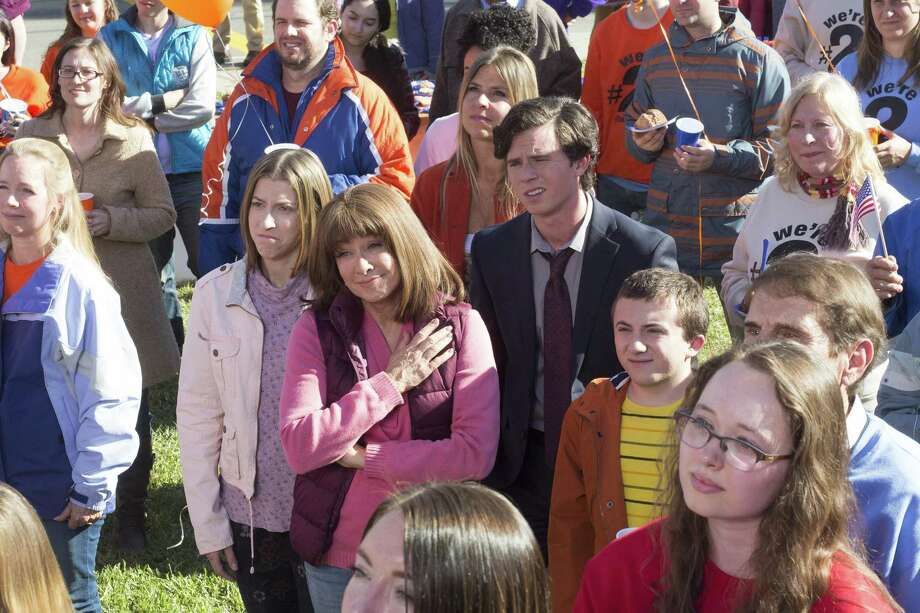 """The ABC sitcom """"The Middle"""" is wrapping up this season, but not before it marks its 200th episode. Photo: Michael Ansell / ABC / © 2017 American Broadcasting Companies, Inc. All rights reserved."""