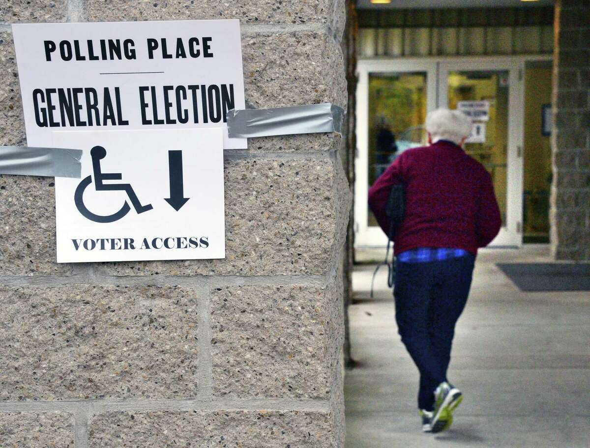 FILE. Letter writer says, 'I believe that only members of a political party should be able to vote for their choice of party candidates and that those candidates should also be members of the party.' (John Carl D'Annibale / Times Union)