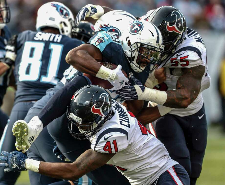 Texans Still Well Stocked At Inside Linebacker Without