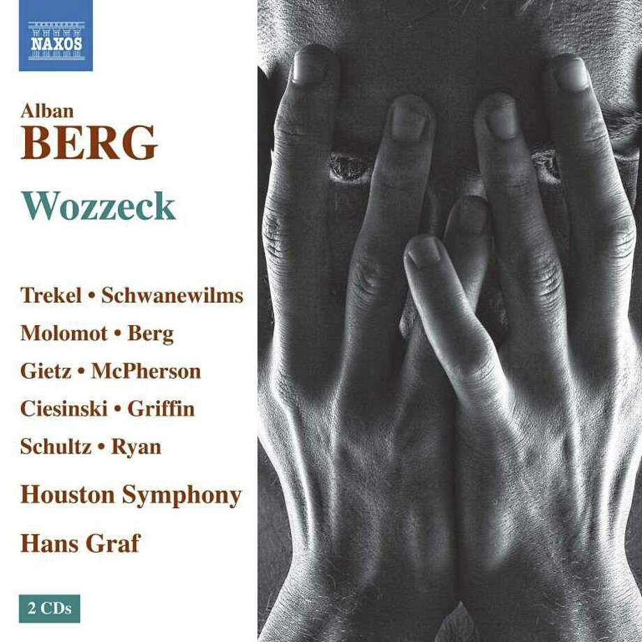 """The Houston Symphony has received a nomination for the 60th Grammy Awards for the recording of Alban Berg's""""Wozzeck""""for Best Opera Recording in the classical category. Photo: Courtesy Photo"""