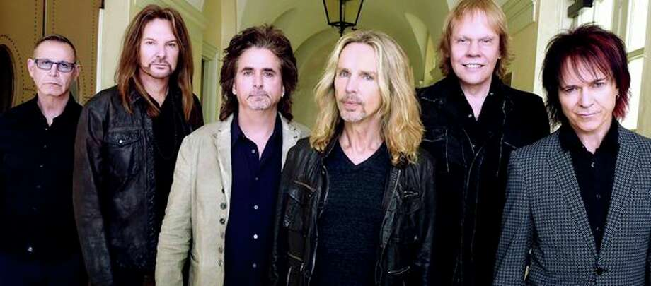 Styx along with REO Speedwagon are coming to The Dow Event Center in Saginaw on March 20. (photo provided) / 2014 Getty Images