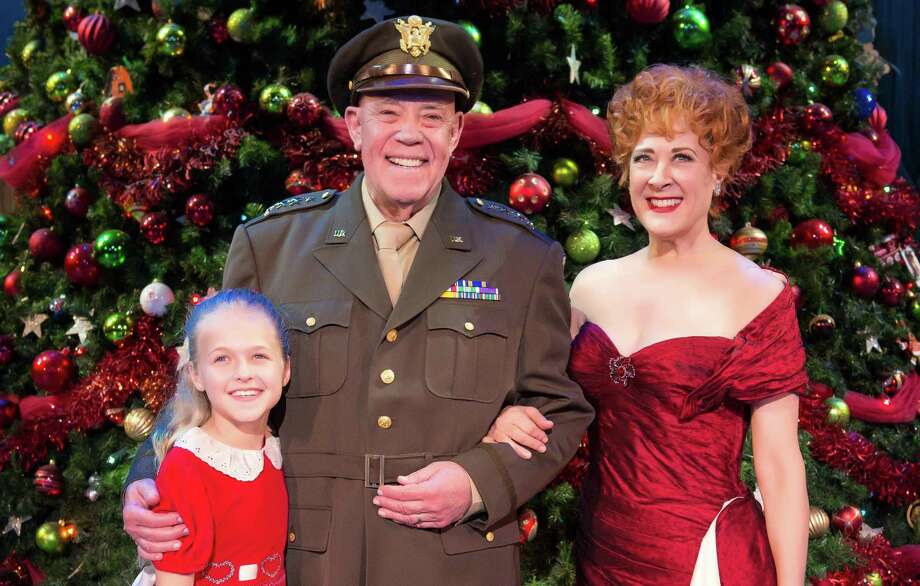 """Bella Yantis (from left), Conrad John Schuck and Karen Ziemba star in """"White Christmas,"""" which is coming to the Majestic Theatre. Photo: Courtesy Jeremy Daniel Photography / Photo: Jeremy Daniel (Instagram @JeremyDanielPhoto)"""